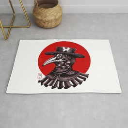 Plague Doctor is here Rug