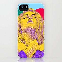 Keeping Strength iPhone Case