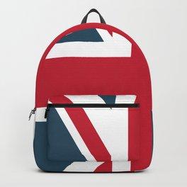 UK British flag Backpack