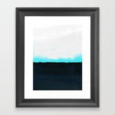 watercolor_010 Framed Art Print