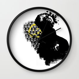 Sarlak!  Wall Clock