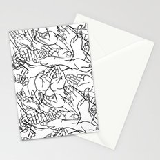 Givers and beggars Stationery Cards
