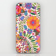 Just Flowers Lite iPhone & iPod Skin