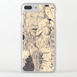 kopf Clear iPhone Case