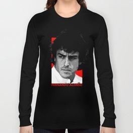 Formula One - Fernando Alonso Long Sleeve T-shirt