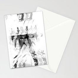 FPJ gray mix Stationery Cards