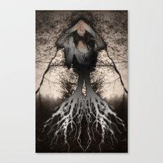 See no Evil Canvas Print
