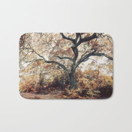 Crimson Fate - Magical Realism Life Bath Mat