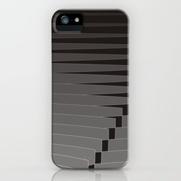 Lost in the space iPhone Case