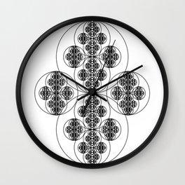 Circle Splendor 14 Wall Clock
