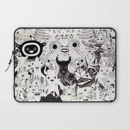 Skool Daze ii Laptop Sleeve