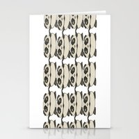 pandas Stationery Cards featuring pandas by jonaythumyabum