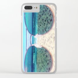 California Life Clear iPhone Case