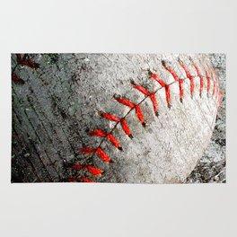 Baseball art Rug