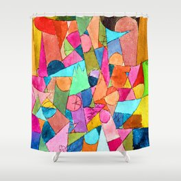 Paul Klee Untitled Shower Curtain
