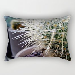 Martha the Cactus  Rectangular Pillow