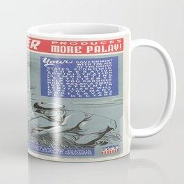 Vintage poster - Fertilizer Coffee Mug