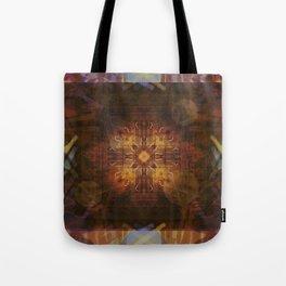 money mandala Tote Bag