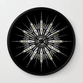 zyrconium collider Wall Clock