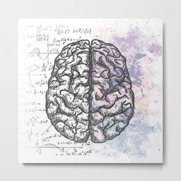 Pastel thoughts... Metal Print