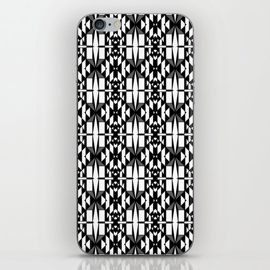Black and White 2 iPhone & iPod Skin