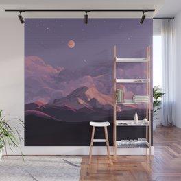 Mt Rainier Wall Mural