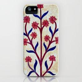 Floral Fresco  iPhone Case