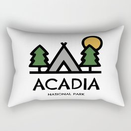 Acadia National Park Rectangular Pillow