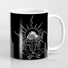 MEDITATION MEDICATION Coffee Mug