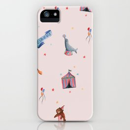 circus iPhone Case