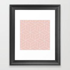 Umi Quartzo Framed Art Print