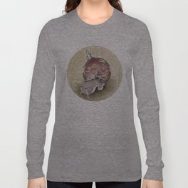 In which a snail is most festive this christmas  Long Sleeve T-shirt