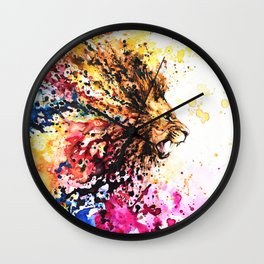 """I said no!"" Wall Clock"