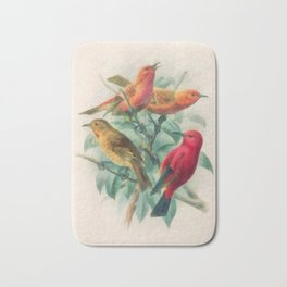 Songbirds Bath Mat