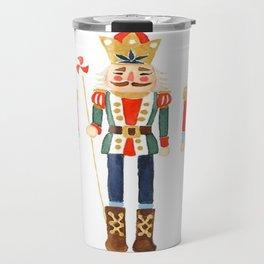 Nutcrackers Travel Mug