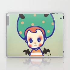 i need some courage Laptop & iPad Skin