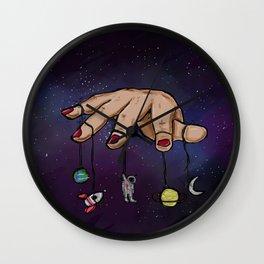 Puppet Master Wall Clock