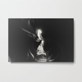 Antelope Canyon, v.4 Metal Print