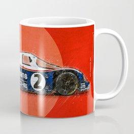 Hockenheim Racetrack Vintage Coffee Mug