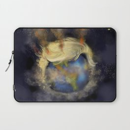 I Stand With The Paris Agreement Laptop Sleeve