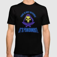 This Time It's Punishment Mens Fitted Tee 2X-LARGE Black