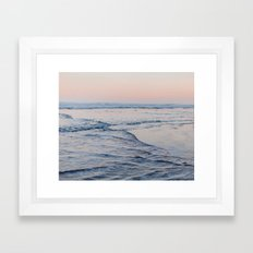 Pacific Dreaming Framed Art Print