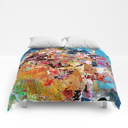 Demolition Edge II Comforters