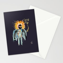 Super Fly Stationery Cards