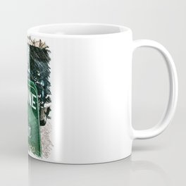 Green Machine Coffee Mug