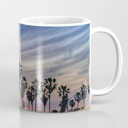 Sunrise at the River Jetties Coffee Mug