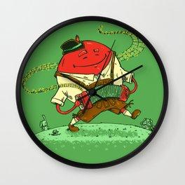 The Polka Dot Wall Clock