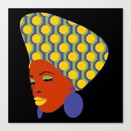 Africa III Canvas Print