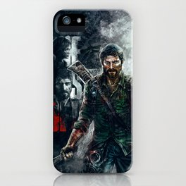 Joel - The Last of Us iPhone Case
