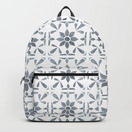 Ravello - Tile Pattern Backpack